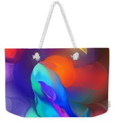 Abstract Still Life Objects De Art Weekender Tote Bag