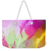 Abstract Summer's Bounty Weekender Tote Bag