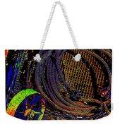 Abstract Textures Weekender Tote Bag