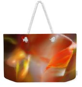 Abstract Under Glass Weekender Tote Bag