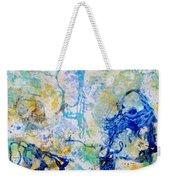 Abstract Under Water Weekender Tote Bag
