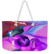 Abstract041712 Weekender Tote Bag
