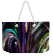 Abstracted 090611a Weekender Tote Bag