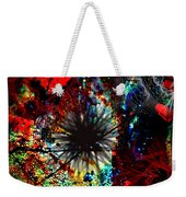Abstracted  Weekender Tote Bag