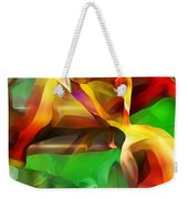Abstraction 091412 Weekender Tote Bag
