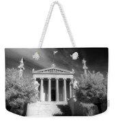 Academy Of Athens Weekender Tote Bag