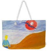 Acceptance Of Freedoms Wings Weekender Tote Bag
