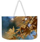 Acer Autumn Weekender Tote Bag