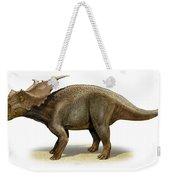 Achelousaurus Horneri, A Prehistoric Weekender Tote Bag