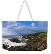 Achill Island, Atlantic Drive, Co Mayo Weekender Tote Bag