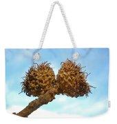 Acorns Have Left The Nest Weekender Tote Bag