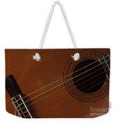 Acoustic Guitar 21 Weekender Tote Bag