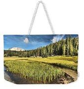 Across The Meadow Weekender Tote Bag