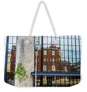 Across The Street Weekender Tote Bag