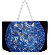 Acrylic Planet In Space - 2006 Weekender Tote Bag