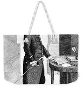 Adam Smith, Scottish Philosopher & Weekender Tote Bag