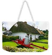 Adare Cottage Weekender Tote Bag