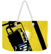Adding Fuel To The Fire Weekender Tote Bag