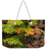 Adirondack Autumn Weekender Tote Bag