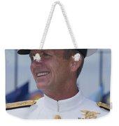 Admiral Eric T. Olson Speaks Weekender Tote Bag