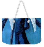 Adrongenous Angel Weekender Tote Bag by Genevieve Esson