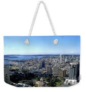 Aerial View - Sydney Harbour Weekender Tote Bag