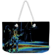 Aerosmith In Spokane 13c Weekender Tote Bag