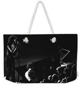 Aerosmith In Spokane 14 Weekender Tote Bag