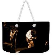 Aerosmith In Spokane 19a Weekender Tote Bag