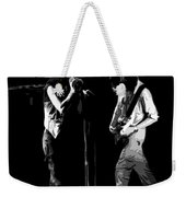 Aerosmith In Spokane 29a Weekender Tote Bag