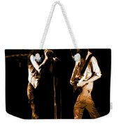Aerosmith In Spokane 29b Weekender Tote Bag