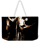 Aerosmith In Spokane 31b Weekender Tote Bag