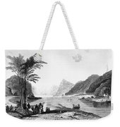 Africa: Cape Of Good Hope Weekender Tote Bag