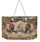 African Americans, C1881 Weekender Tote Bag