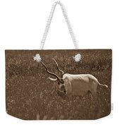 African Grassland Feeder Weekender Tote Bag