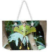 African Moon Moth 1 Weekender Tote Bag