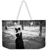 After Midnight  Weekender Tote Bag by Sheri McLeroy