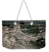 After The Hurricane Cape Cod Weekender Tote Bag