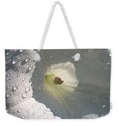 After The Rain..datura Innoxia Weekender Tote Bag