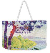 Afternoon At Pardigon Weekender Tote Bag