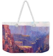 Afternoon In The Canyon Weekender Tote Bag