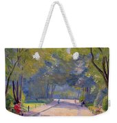 Afternoon In The Park Weekender Tote Bag