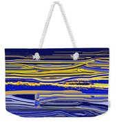 Afternoon Stretch Weekender Tote Bag