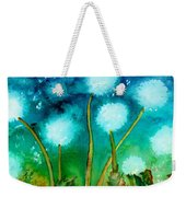 Against The Wind Weekender Tote Bag