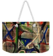 Agrarian Compass Weekender Tote Bag