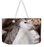 Agreeable Tiger Moth With Ant Weekender Tote Bag
