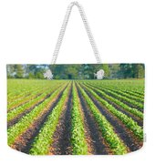 Agriculture-soybeans 5 Weekender Tote Bag