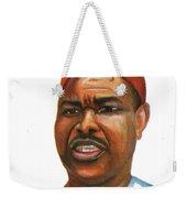 Ahmadou Ahidjo Weekender Tote Bag