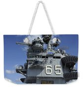 Air Department Sailors Test Weekender Tote Bag by Stocktrek Images
