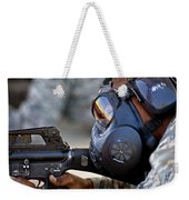 Air Force Basic Military Training Weekender Tote Bag